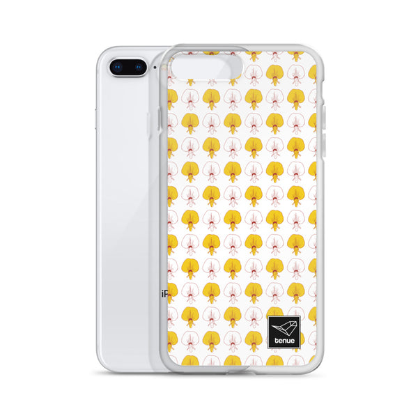 Varilla Brava iPhone Case - White Background - Tenue.cl