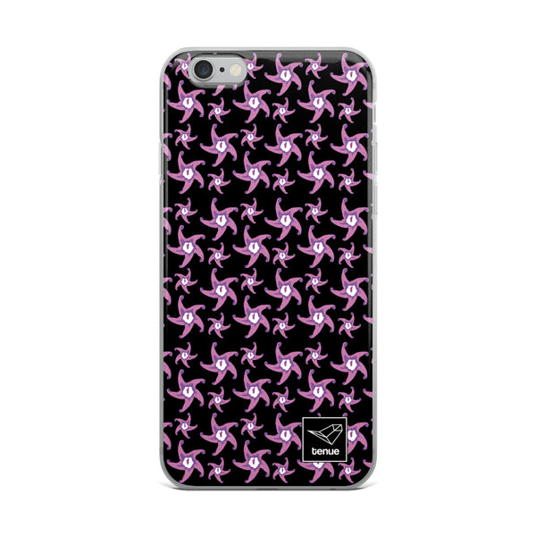 Zahumerio iPhone Case - Black Background - Tenue.cl