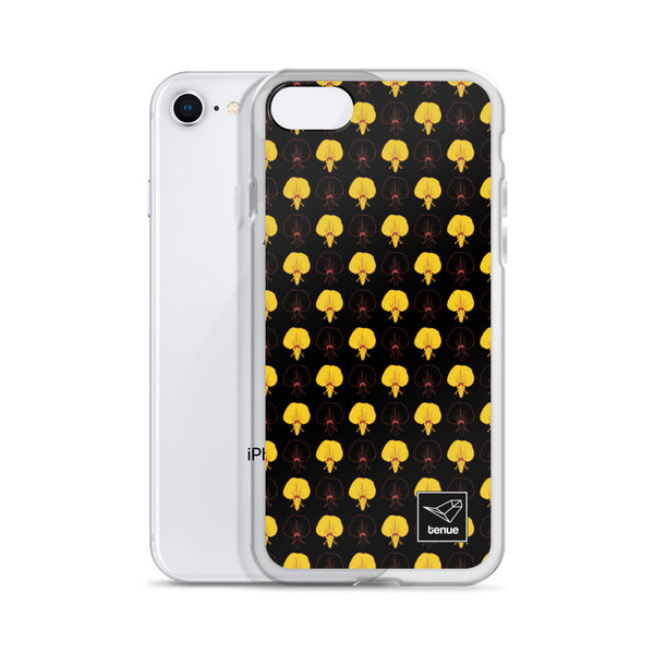 Varilla Brava iPhone Case - Black Background - Tenue.cl