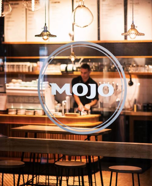 Mojo Coffee cafe in Chicago Loop, 111 W Jackson Street Chicago