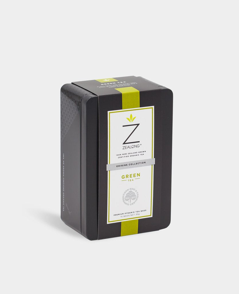 Zealong Green Tea