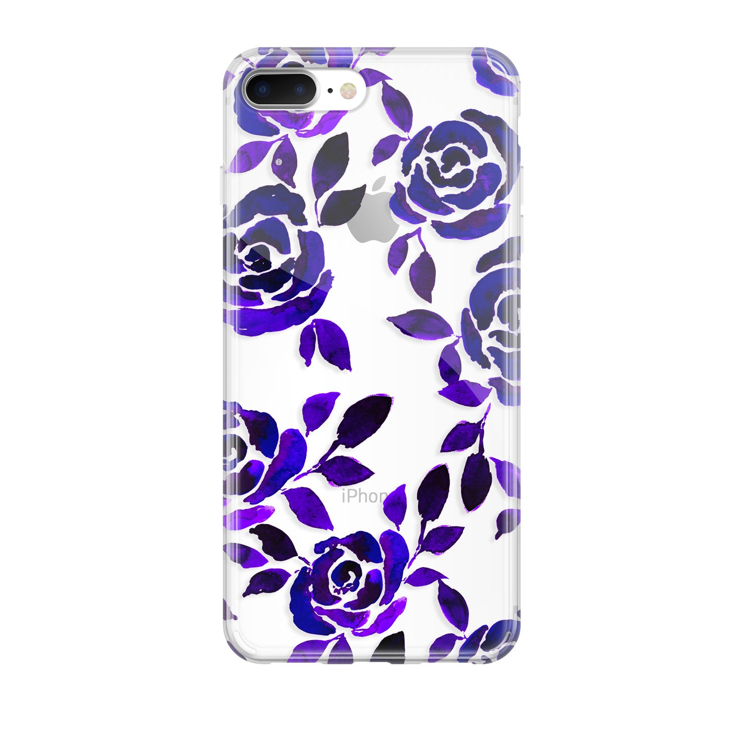 Dark Purple Rose(#1201)