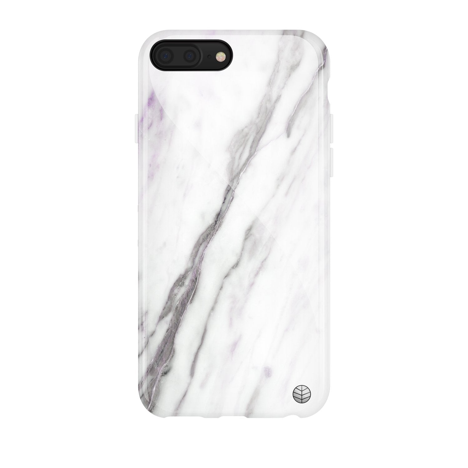 White Purple Marble(#583)