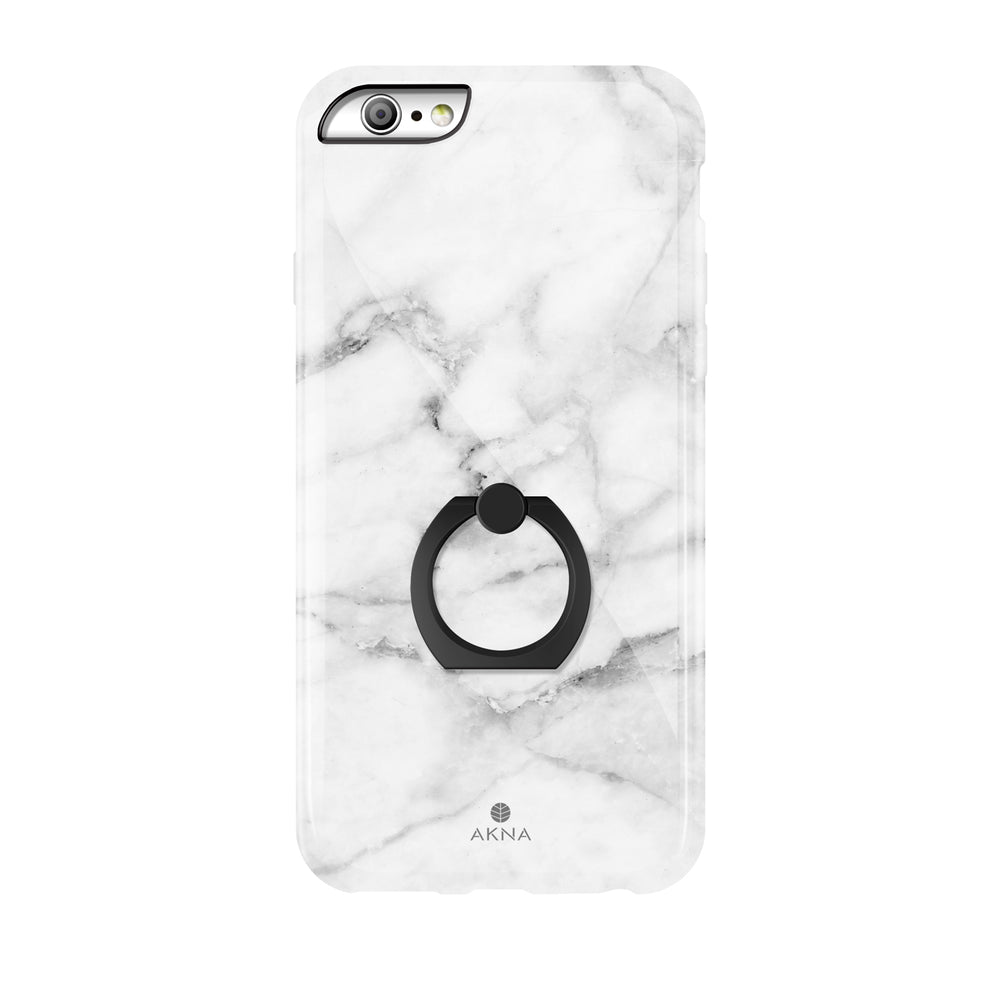 All-Standing Series - White Alpine Marble for iPhone 6Plus/6sPlus