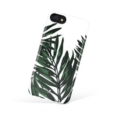 Green Trendy Leaves(#660)