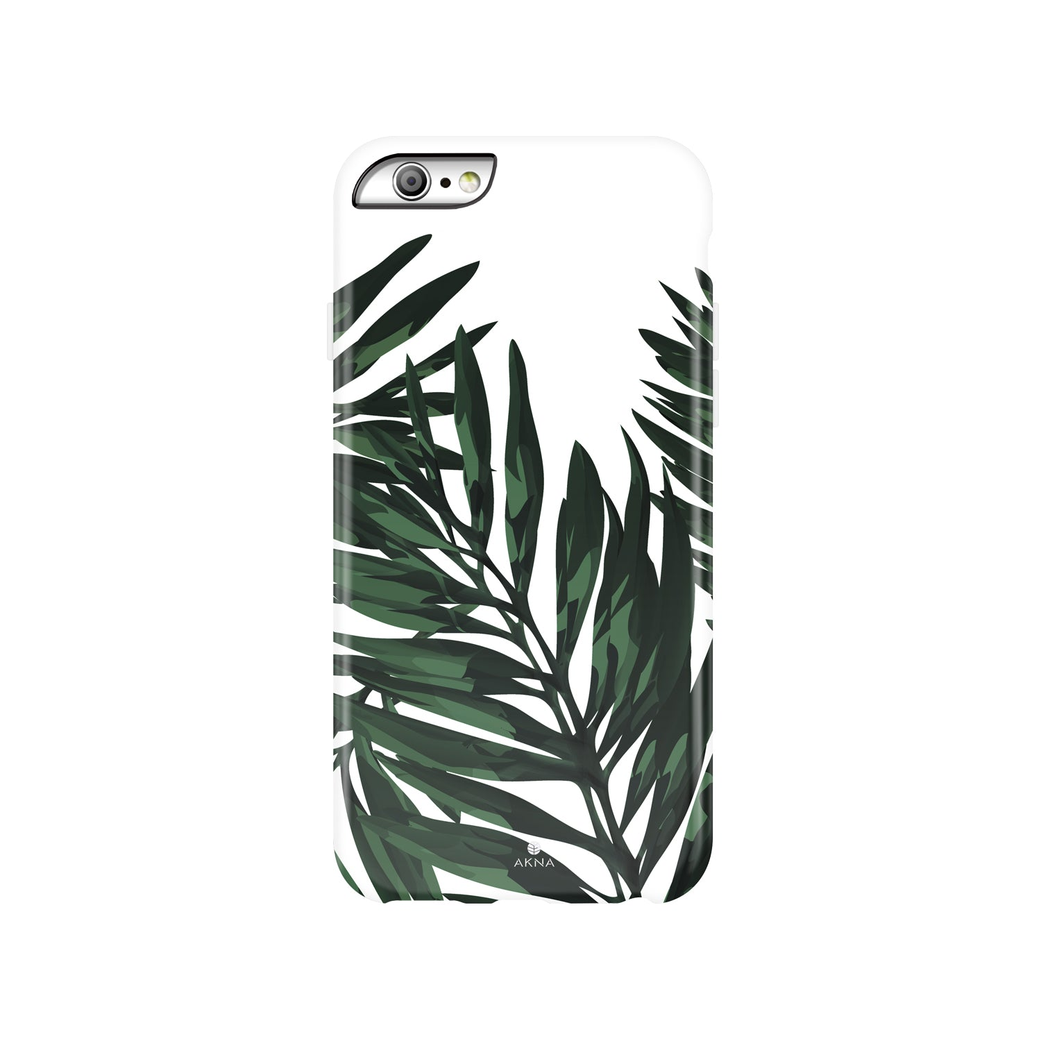 Green Trendy Leaves(#658)