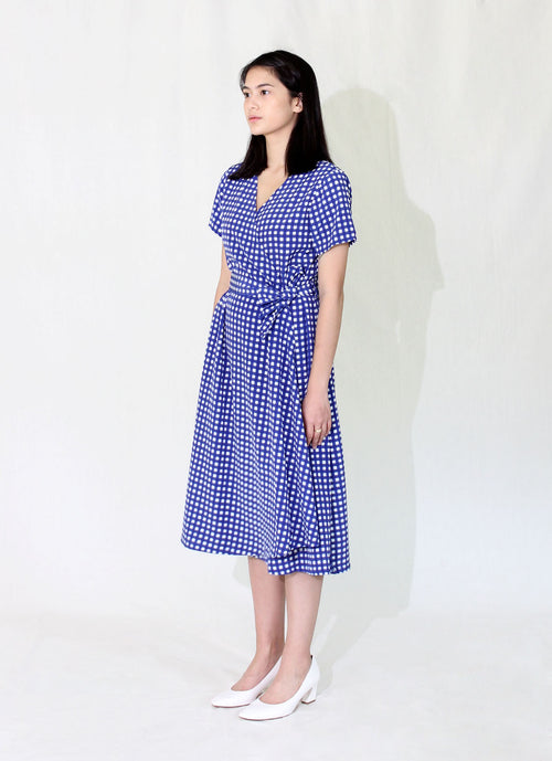 Tie Wrap Dress