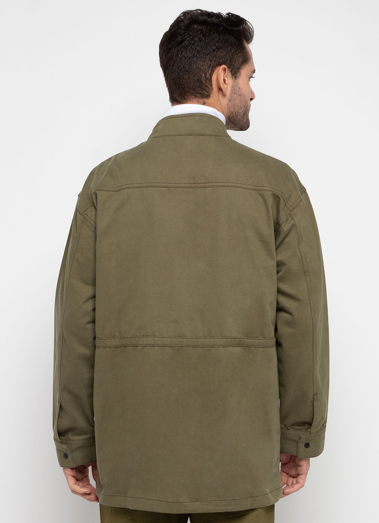 Army Parka Jacket