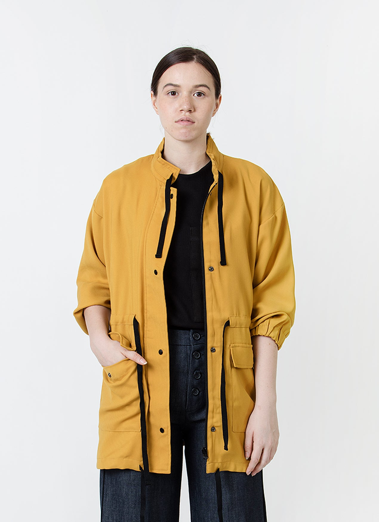 Soft Parka Jacket
