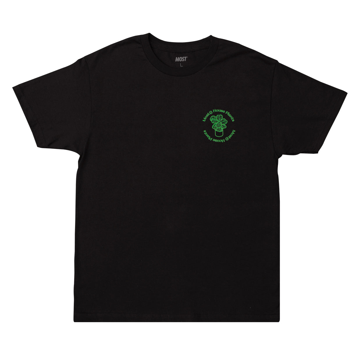 House Plants Tee - Black