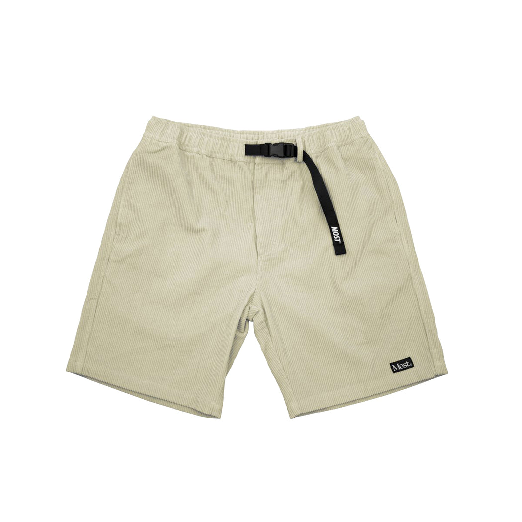 Corduroy Walk Short - Cream