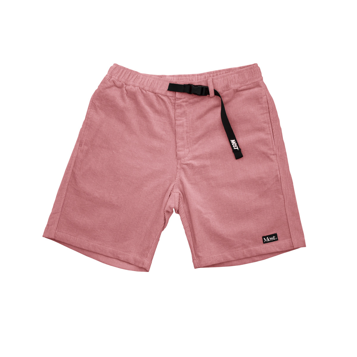 Corduroy Walk Short - Salmon
