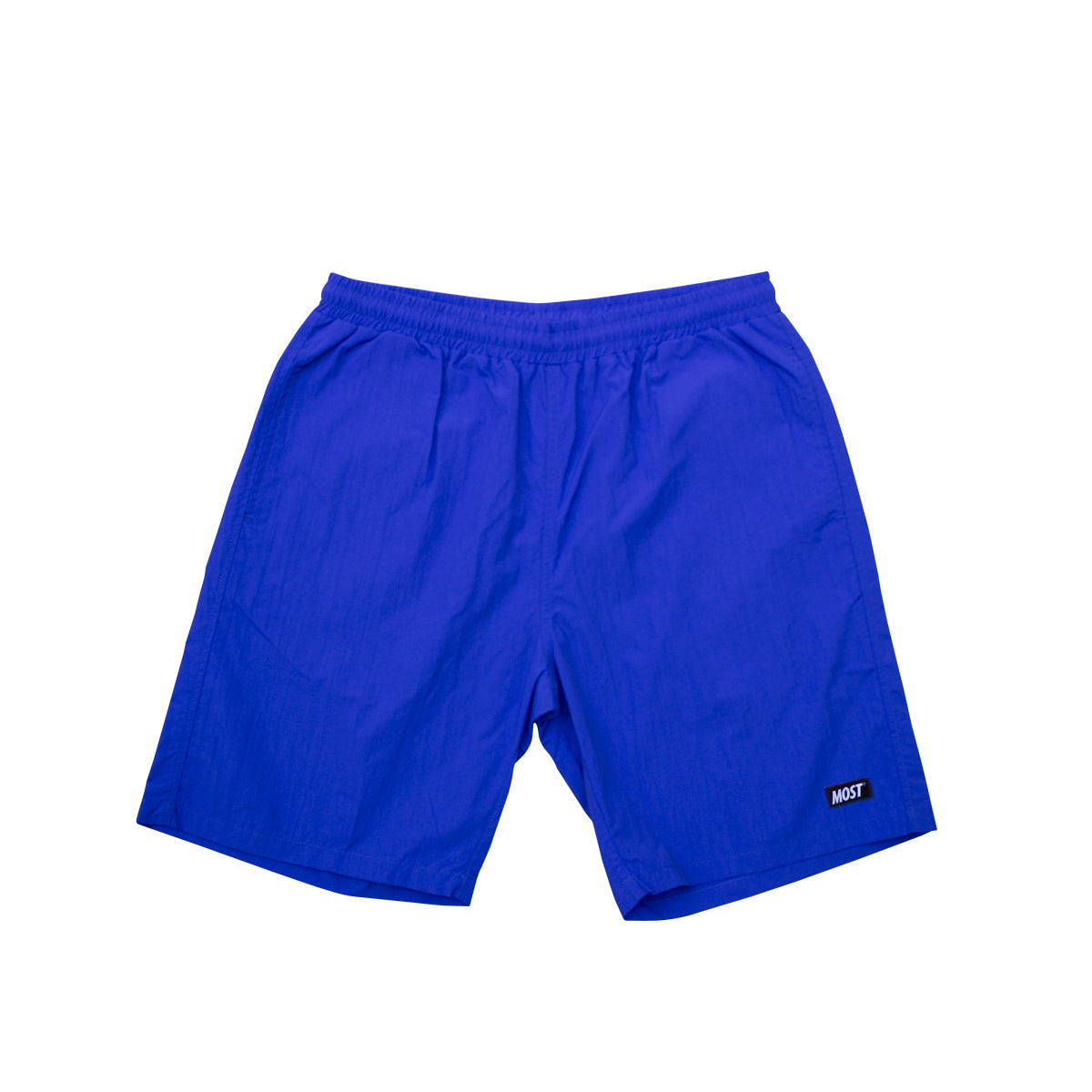 Logo Water Short - Royal