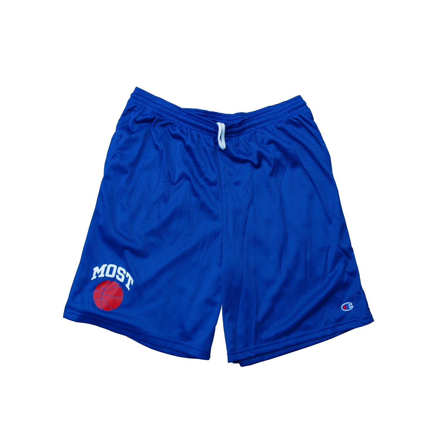 Basketball Mesh Shorts - Royal Blue