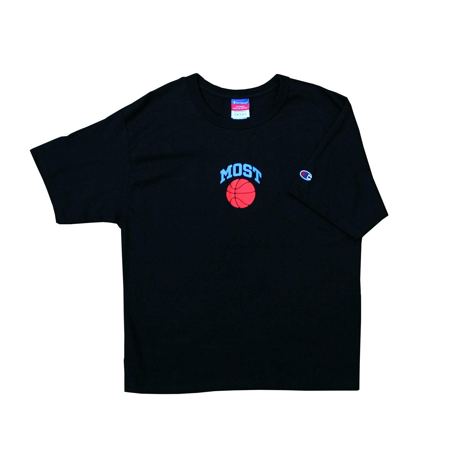 Basketball Tee - Black