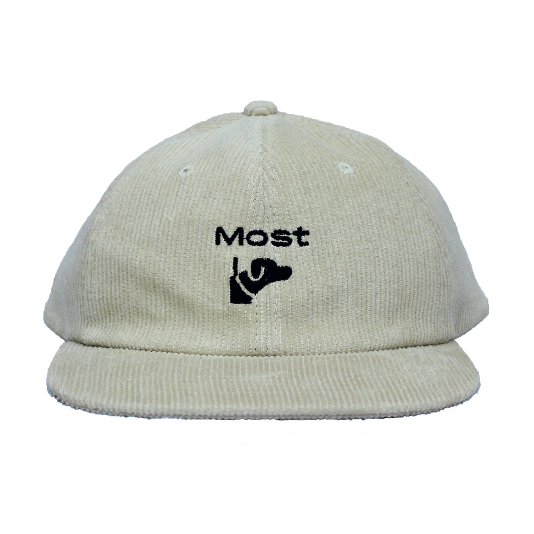 Dog Club Cap - Beige
