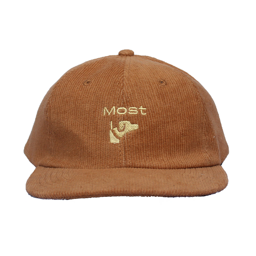 Dog Club Cap - Brown