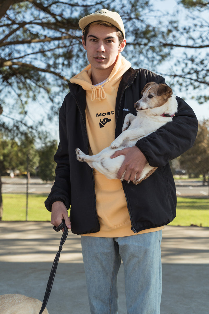 Dog Club Heavyweight Hoodie - Daisy