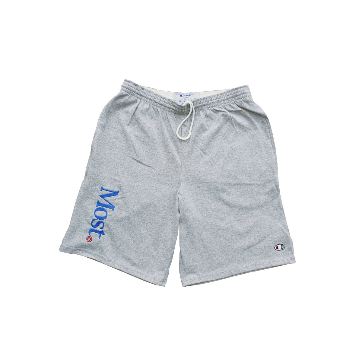 Serif Champion® Sweatshort - Grey