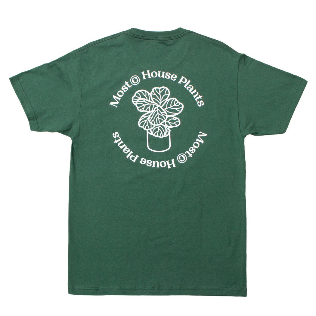 House Plants Tee - Forest