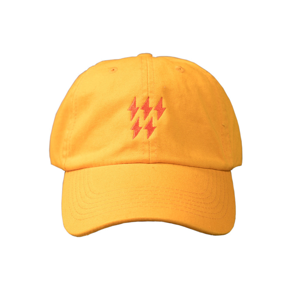 Lightning Cap - Gold