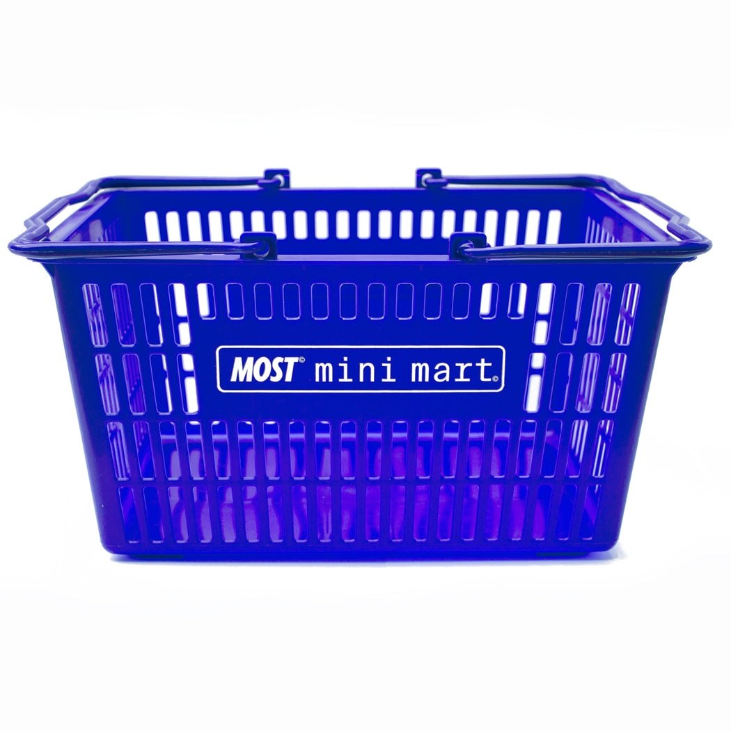Mini Mart© Basket - Blue