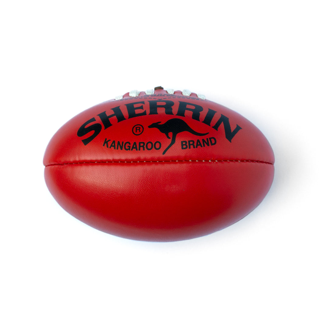 Logo© Mini Sherrin® Footy