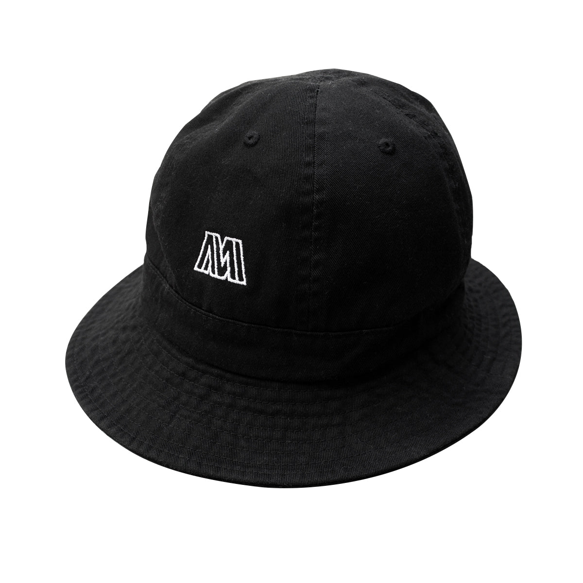 Warped Bucket Hat - Black