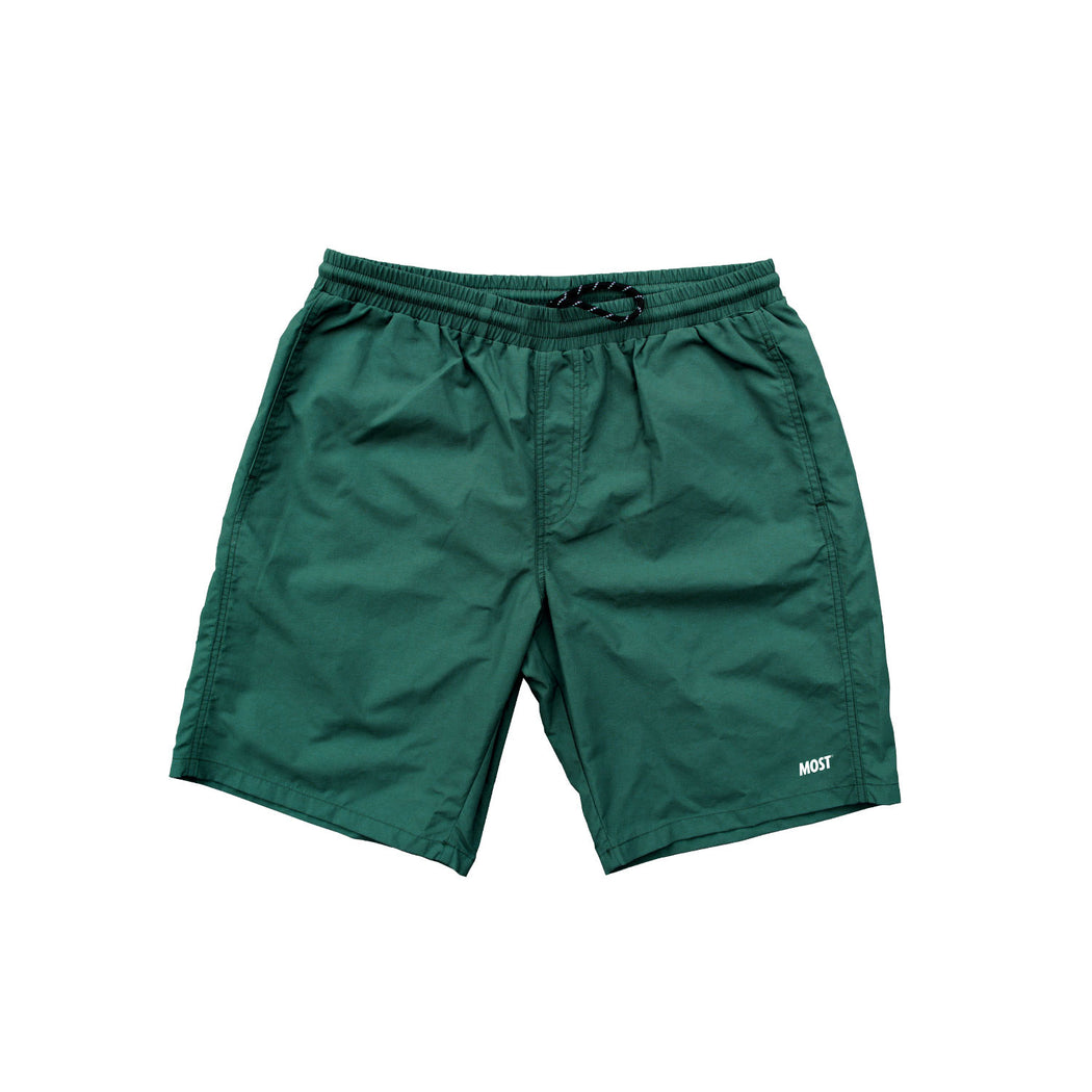 Logo Water Short - Petrol