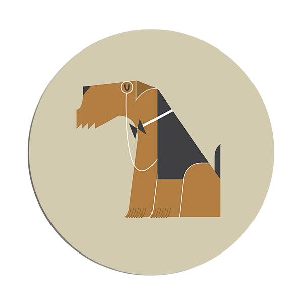 Airedale Coaster