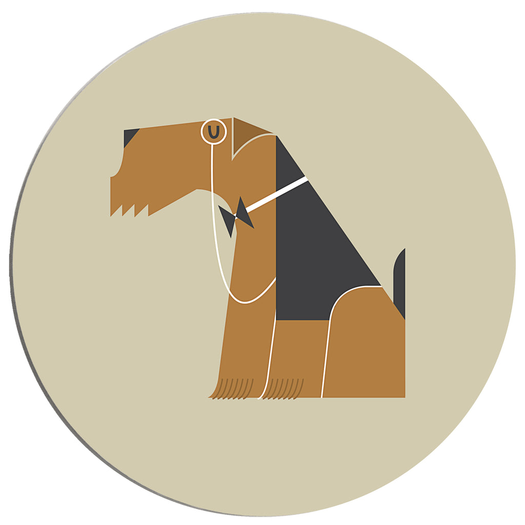 Airedale Placemat