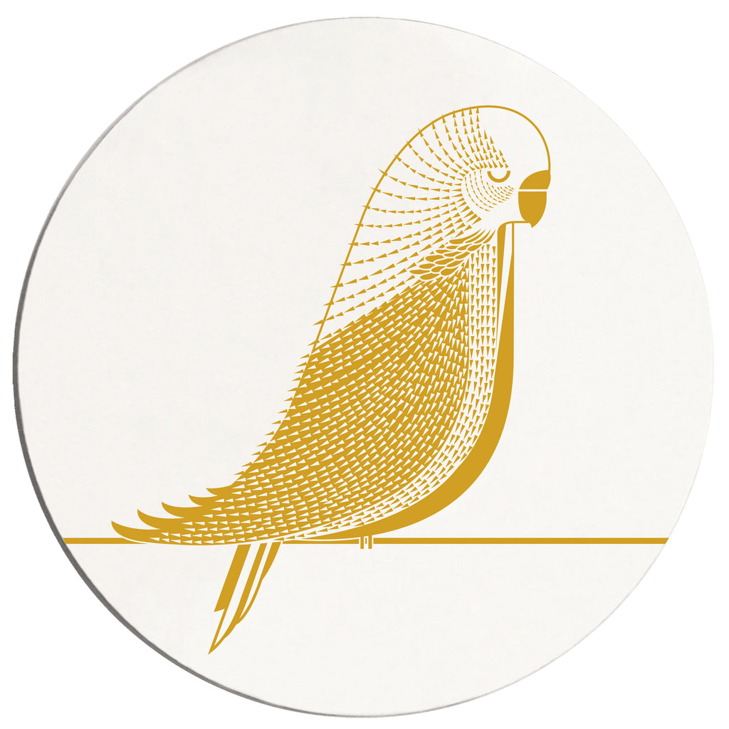 Budgie Placemat