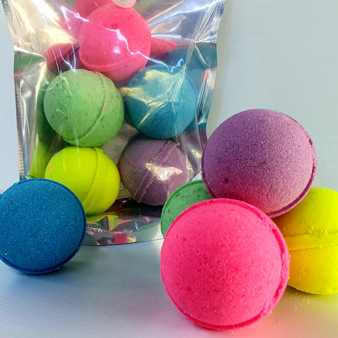 Bag of 5  Bath Bomb