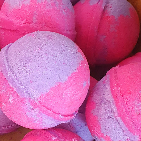 Tutty fruity Magnesium Bath Bomb