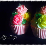 Spring Cup Cakes