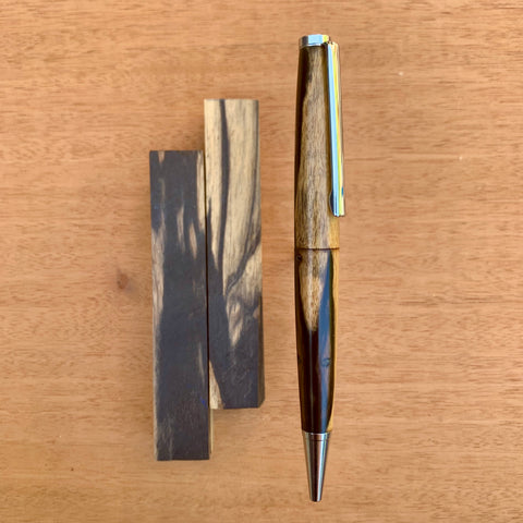 Black & White Ebony Pen