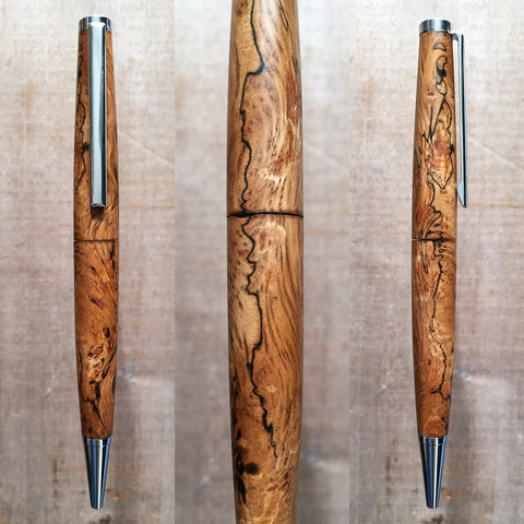 Spalted Live Oak Pen