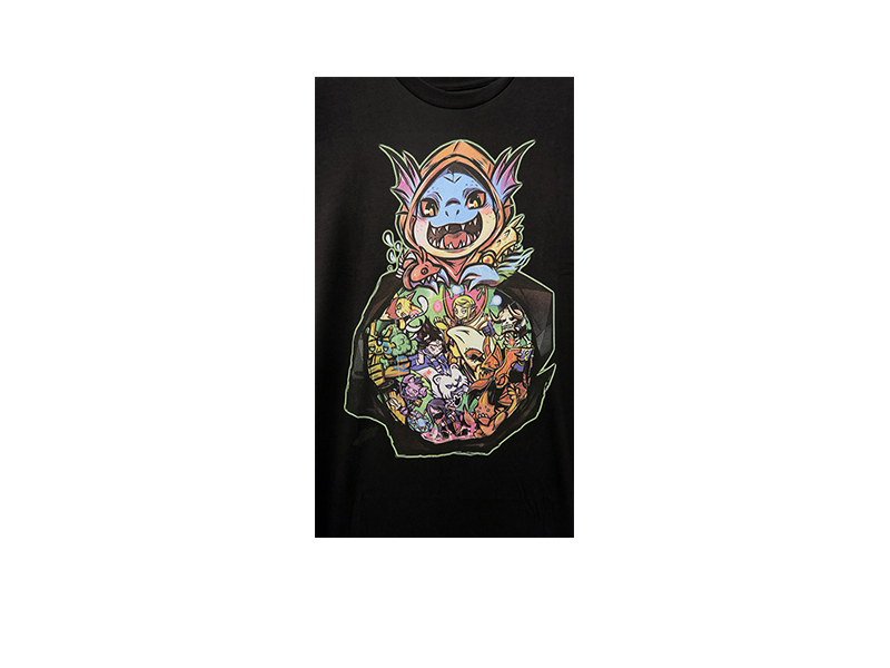 DOTA 2 - Gem of True Sight Tシャツ