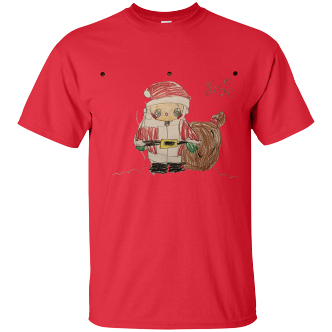 Josie's Santa (Youth Sizes) - T-Shirts