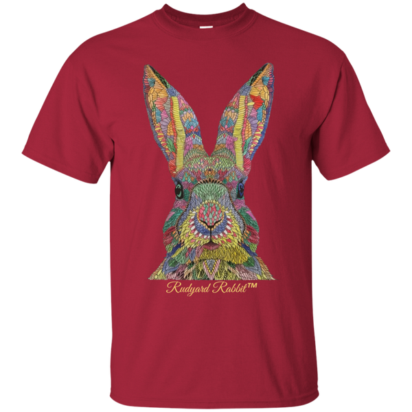 Rudyard Rabbit™ Adult T-Shirt - T-Shirts