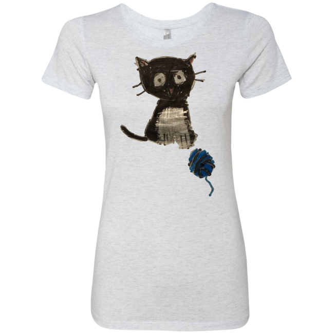 Josie's Cat t-shirt (Ladies' cut) - T-Shirts