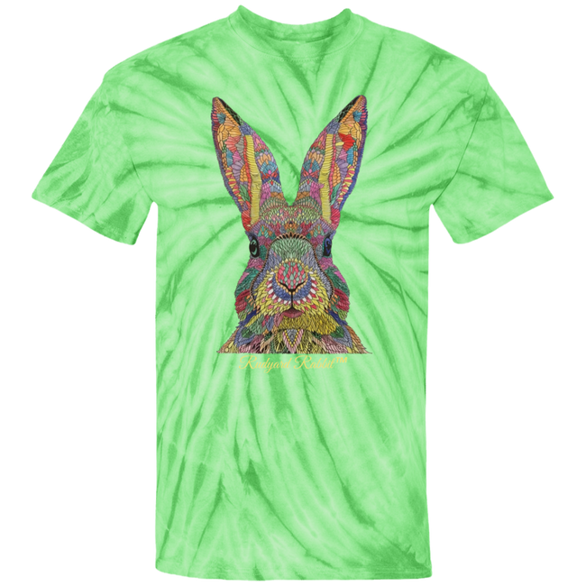 Rudyard Rabbit™ Youth Tie Dye T-Shirt - T-Shirts