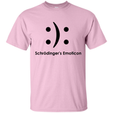 Schrödinger's Emoticon t-shirt - T-Shirts