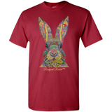 Rudyard Rabbit™ 5.3oz Adult T-Shirt - T-Shirts