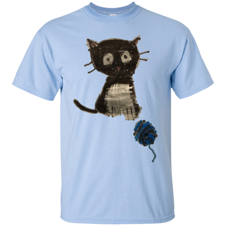 4-Eyed Cat t-shirt