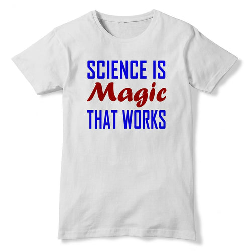 Science is Magic t-shirt -