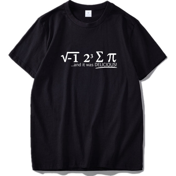 I Ate Some Pi (Math) t-shirt - T-Shirts