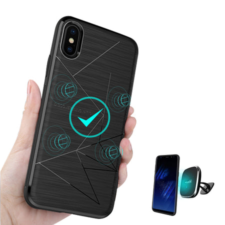 Qi Wireless Receiver Case for iPhone 8Plus