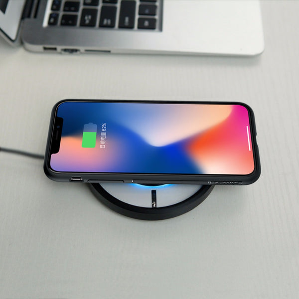 Qi Wireless Receiver Case for iPhone X -
