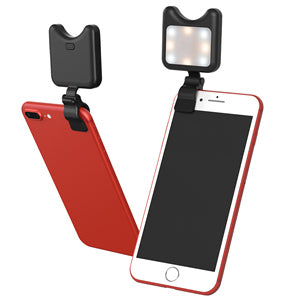 3-in-1 LED Selfie/Fill-in Light Kit -